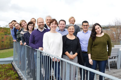 CONSEED project meeting in Oslo